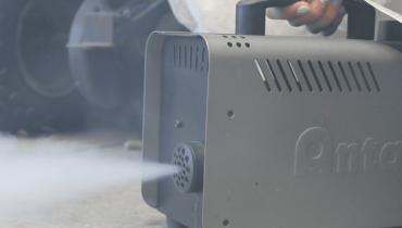 How Many Watts Is A Good Fog Machine