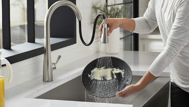 How Do I Troubleshoot The Touchless Kitchen Faucet